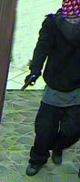 Del City, Oklahoma Bank Robbery Suspect, Photo 6 of 6 (2/2/13)