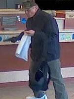 Cambridge Bank Robbery Suspect, Photo 7 of 8 (10/1/13)