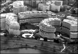 The Watergate complex, site of the famous break-in