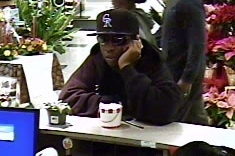 Houston Bank Robbery Suspect (11/23/10)