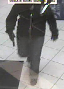 Englewood Bank Robbery Suspect, Photo 1 of 4 (12/15/10)