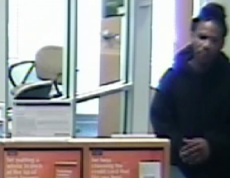Powder Springs Bank Robbery Suspect, Photo 4 of 12 (10/28/13)