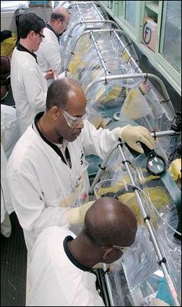 Fbi Hazardous Materials Forensics