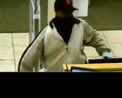 San Francisco Bank Robbery Suspect, Photo 6 of 9 (6/6/13)