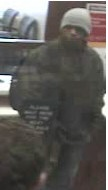 Baltimore Bank Robbery Suspect, Photo 3 of 4 (3/28/14)