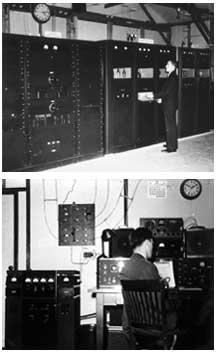 Waldorf, Maryland and North Beach, Maryland transmitting stations