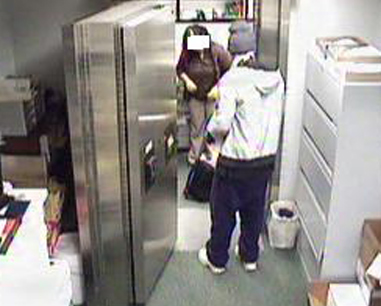 Edmond, Oklahoma Bank Robbery Suspect, Photo 2 of 3 (7/31/12)