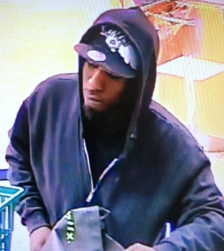 Georgia Serial Bank Robbery Suspect (12/3/12)