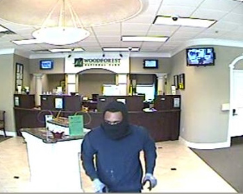 Humble, Texas Bank Robbery Suspect, Photo 3 of 3 (3/22/13)