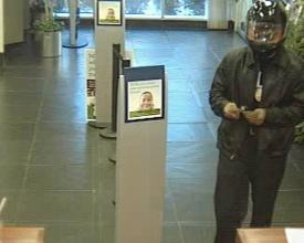 Norcross Bank Robbery Suspect, Photo 4 of 9 (11/27/09)