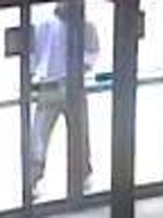 Lilburn Bank Robbery Suspect, Photo 3 of 4 (8/6/12)