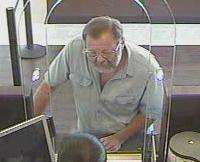 Houston Bank Robbery Suspect, Photo 1 of 4 (11/17/12)