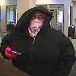 Aurora Bank Robbery Suspect, Photo 3 of 3 (4/8/14)