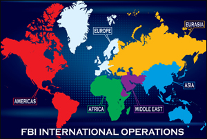 We've just redesigned our Legal Attaché website to feature new maps and more details on our international operations. Check it out!