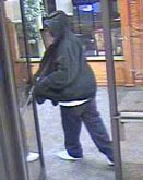 Denver Bank Robbery Suspect, Photo 6 of 6 (12/3/09)