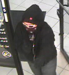 Englewood Bank Robbery Suspect, Photo 4 of 4 (12/15/10)