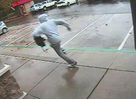 San Diego Bank Robbery Suspect, Photo 1 of 6 (1/25/13)