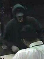 Albuquerque bank robbery suspect (12/20/13)