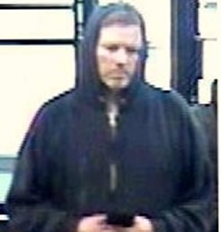 Philadelphia Bank Robbery Suspect, Photo 2 of 2 (1/29/13)