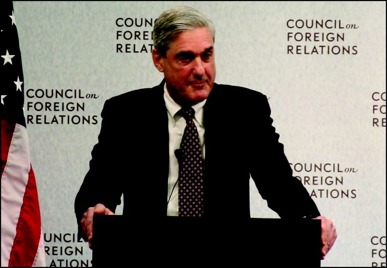 Director Mueller at the Council on Foreign Relations in 2009