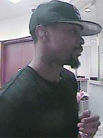 Philadelphia Bank Robbery Suspect, Photo 1 of 4 (6/21/13)