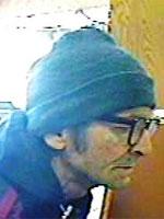 Albuquerque bank robbery suspect (12/14/12)