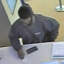 Chicago Bank Robbery Suspect (3/14/13)