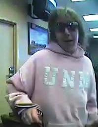 Albuquerque bank robbery suspect (12/7/12)