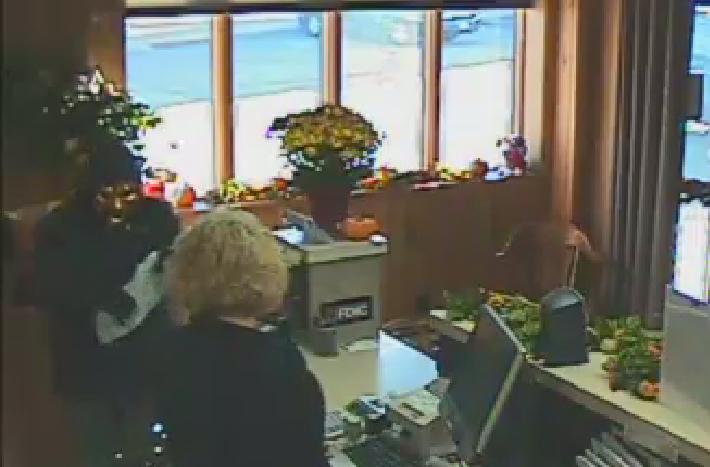 fbi robbery of northland financial bank branch in medina dakota
