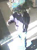 San Diego Bank Robbery Suspect, Photo 4 of 4 (3/15/13)