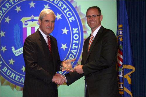 Memphis field office Director's Community Leadership Award 2011