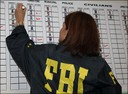 Guard Shack: FBI Agent Tracks Progress of Operation -