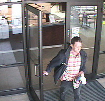 Ponca City Bank Robbery Suspect (3/13/13)