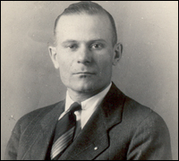 Special Agent Leon Turrou, whose bungling of the German spy case led to far-reaching changes in our counterintelligence operations.