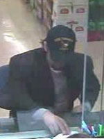 San Diego Bank Robbery Suspect, Photo 1 of 5 (11/27/12)