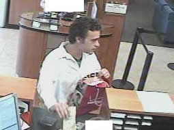 Imperial Beach, California Bank Robbery Suspect, Photo 1 of 4 (11/17/12)
