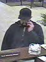 Oklahoma City Bank Robbery Suspect, Photo 1 of 2 (12/19/13)