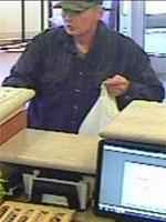 Cambridge Bank Robbery Suspect, Photo 3 of 8 (10/1/13)