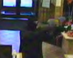 Rexburg, Idaho Bank Robbery Suspect, Photo 1 of 3 (11/7/12)