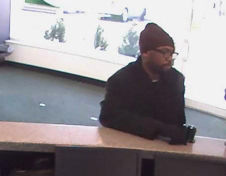 Philadelphia Bank Robber (2/14/13)