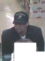 San Diego Bank Robbery Suspect, Photo 2 of 5 (11/27/12)