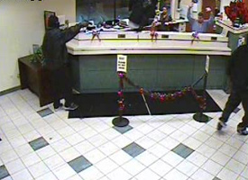 Denver Bank Robbery Suspect, Photo 4 of 4 (12/24/09)
