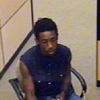 Atlanta Area Bank Robbery Suspect, Photo 1 of 4 (8/29/12)
