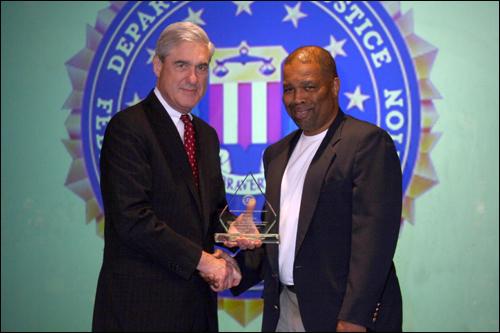 Cleveland field office Director's Community Leadership Award 2011