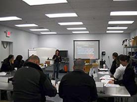 Picture of Crime Scene Training