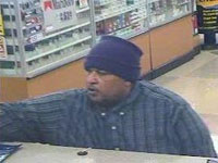 Duluth Bank Robbery Suspect, Photo 2 of 2 (12/8/12)