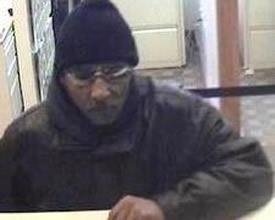 Philadelphia Bank Robbery Suspect, Photo 1 of 2 (2/27/13)