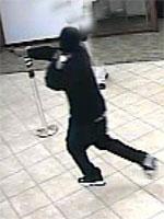 Del City, Oklahoma Bank Robbery Suspect, Photo 4 of 6 (2/2/13)