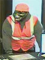 Oklahoma City Bank Robbery Suspect, Photo 1 of 2 (9/27/13)
