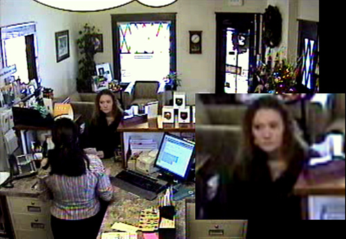 Greeley Bank Robbery Suspect, Photo 1 of 2 (1/6/10)